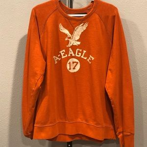XL Orange American Eagle Outfitters sweatshirt